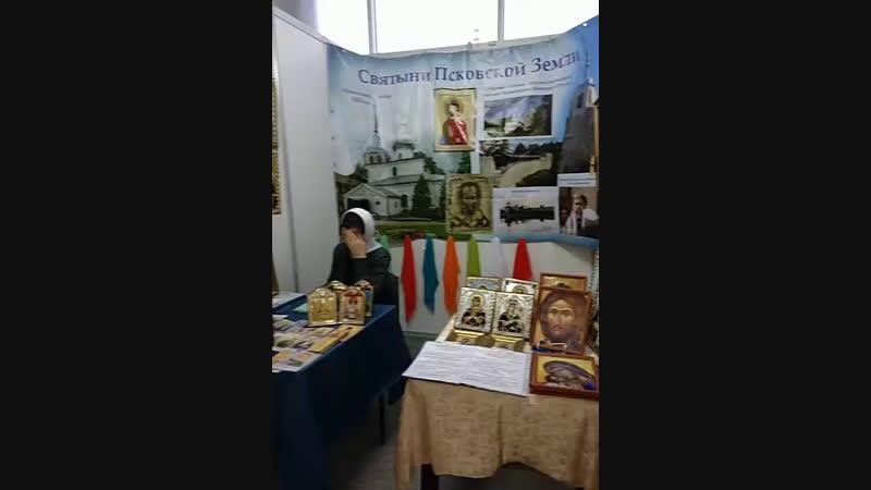 православная ярмарка Русь крещеная