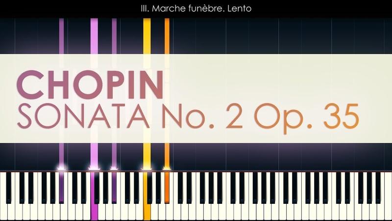 Chopin - Piano Sonata No. 2 in B-flat minor [Op. 35]
