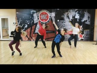 Dancehall в Танцевальной студии DNC/ Педагог: Лера Аношина