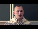 Александр Палиенко - чёткая лекция о том, как быть здоровым!