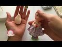 Como Hacer el Cuerpo de una Muñeca de Porcelana fría O Pasta Flexible
