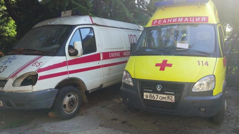Виновата Москва что в Крыму нехватка Скорых машин