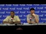 Самые забавные интервью в NBA за всю историю!