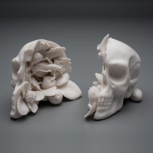 Аллегорические фарфоровые скульптуры от Кейт МакДауэлл