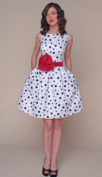 611618b8d96 платья в пол в горошек купить
