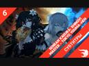 субтитры 6 серия Senran Kagura Shinovi Master Tokyo Youma hen Секретное назначение девушек ниндзя 2 SR Risens
