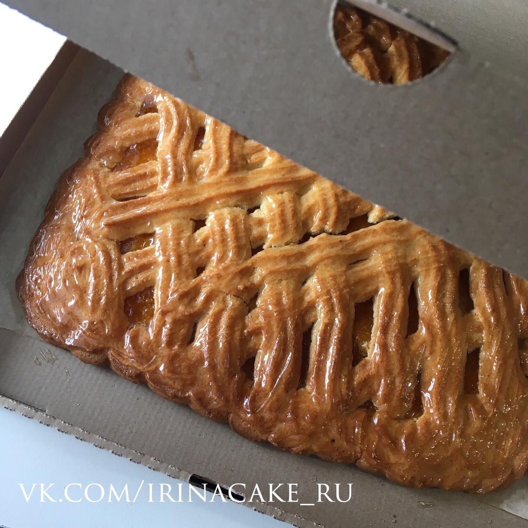 Сладкий пирог с абрикосом (Арт. 419)