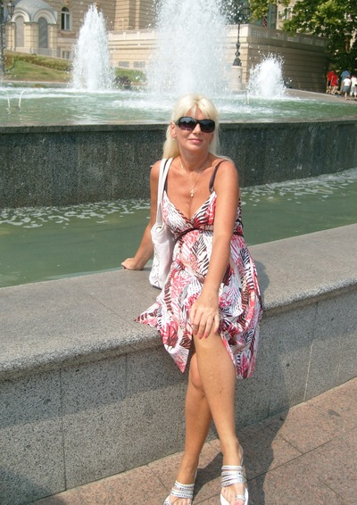 Светлана Балканова, 21 сентября 1963, Санкт-Петербург, id209743591