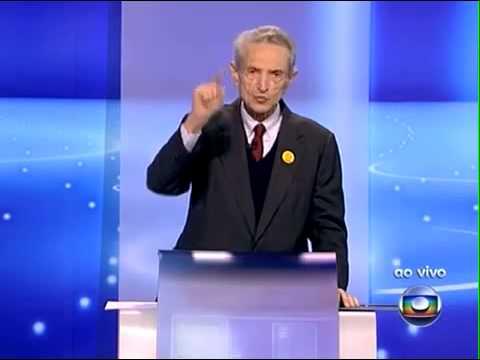 PLÍNIO Considerações finais Debate Globo 30 09 2010