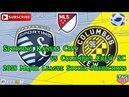 Sporting Kansas City vs Columbus Crew SC 2018 Major League Soccer Predictions FIFA 18