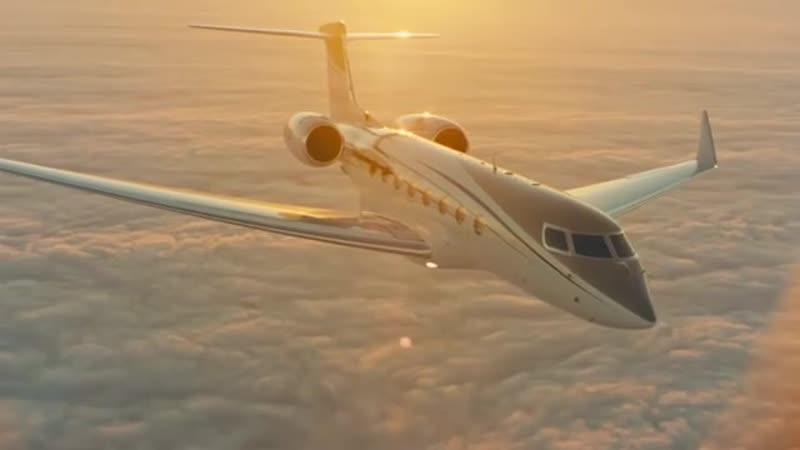 Gulfstrem G650 летающий Майбах