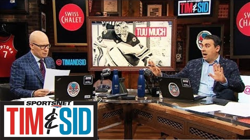 Bruins Sweep Could Be Worst Thing That Happens to Them Tim and Sid