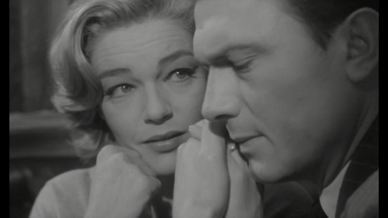 Х/Ф Путь наверх / Путь в высшее общество / Room at the Top (UK, 1958) Кинодрама, в одной из главных ролей Симона Синьоре.