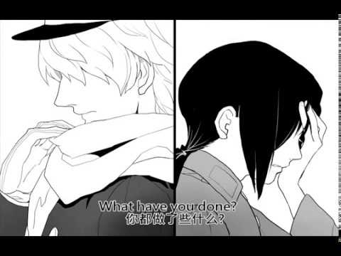 【APH MAD】 What have you done (multi-language)