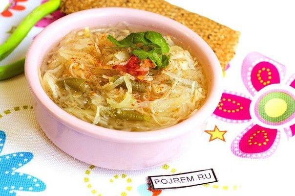 Диетический суп для похудения в домашних условиях