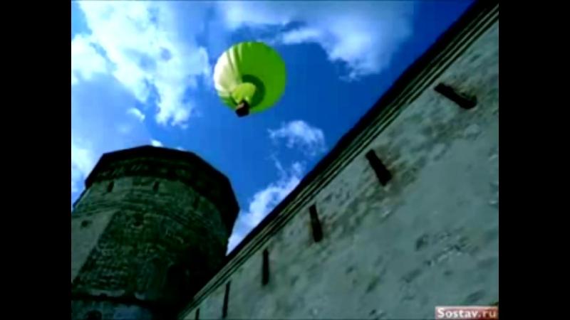 Заставки к 10 летию канала НТВ октябрь 2003
