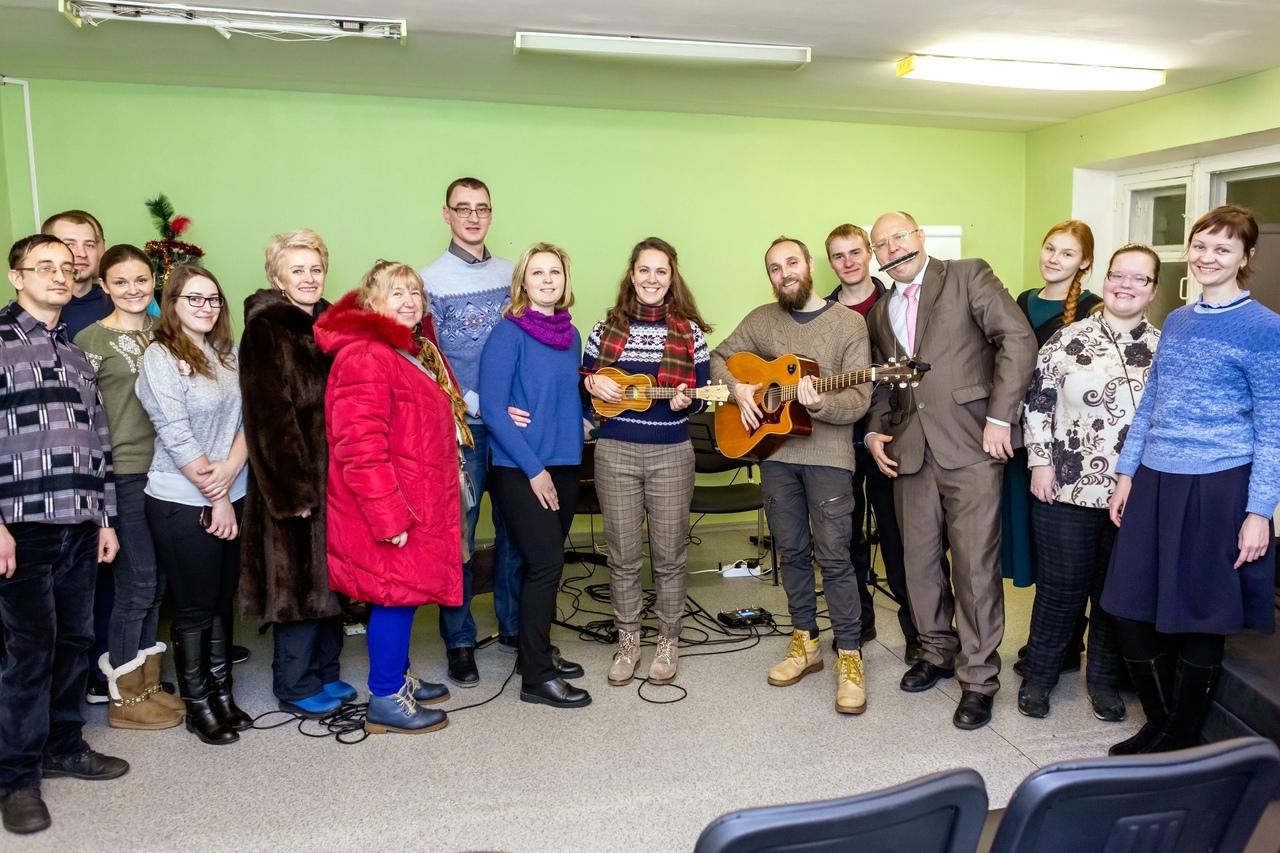 Рождественский концерт Ильи Аносова