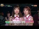 161206 Red Velvet @ Melon Music Awards Behind [рус.саб]