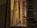 Wittmayer harpsichord - Allemande and variation