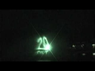 Проекционное шоу на водном веерном экране