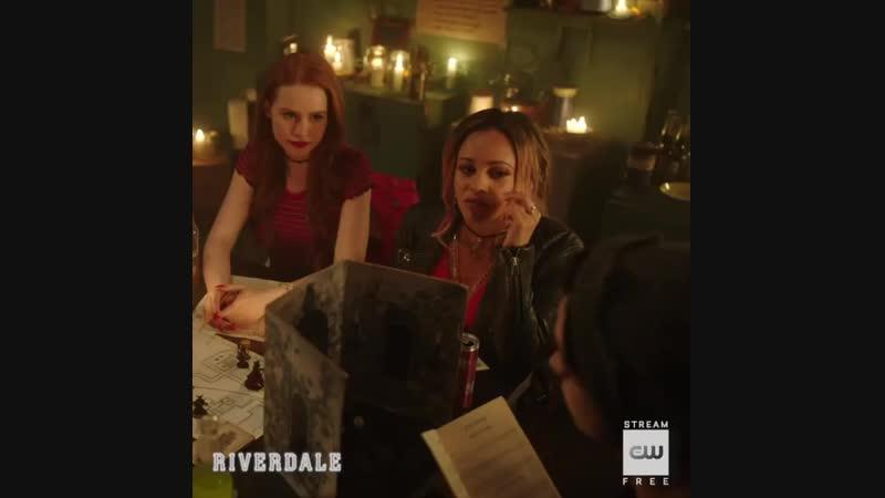 Трейлер к новой 5 серии 3 сезона Ривердейла