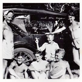 Angus & Julia Stone альбом And the boys