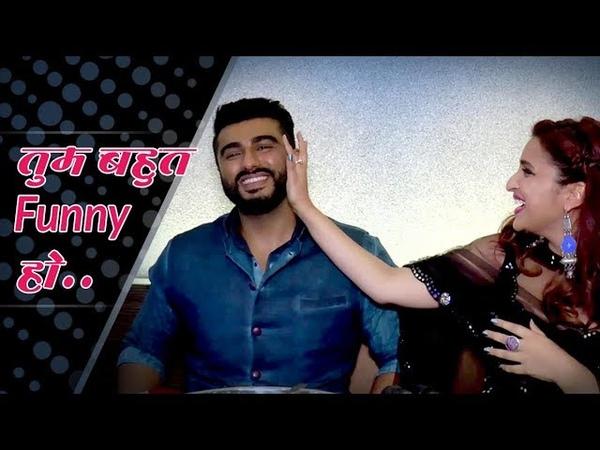 Namaste England Ke Promotion Par Arjun Parineeti Ki Masti Arjun Kapoor Parineeti Chopra