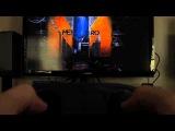 Steam Machine - Metro: Last Light Gameplay & Controller