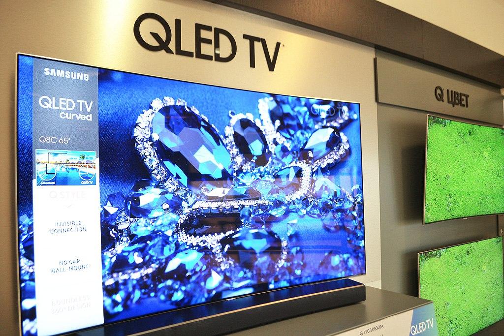 Накалужском заводе компании Самсунг Electronics запустили производство телевизоров обновленного поколения