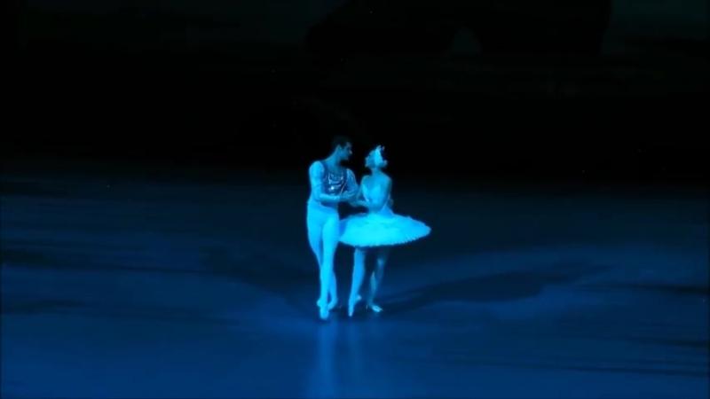 14.01.2018 Bolshoi, Swan Lake 2, Odile - Yulia Stepanova, Prince Siegfried - Jacopo Tissi, The Evil Genius - Mikhail Kryuchkov