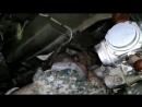 درعا - من داخل دباباتهم المدمرة على جبهة القاعدة الجوية غرب درعا.... جثث هلكى ميليشيات الأ