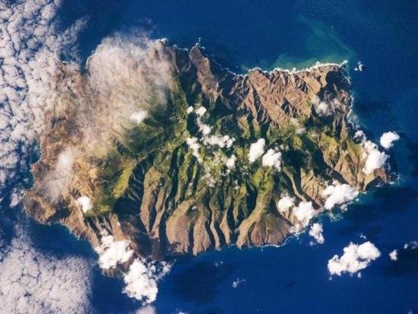 Остров Святой Елены, Атлантика