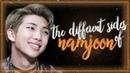 The many different sides of Namjoon! -BTS- (Namjoon/RM appreciation!)