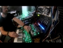 Live Minimal TechoAcid Liquid Acid MB33 Sequenced from TB 3 TB 03 TR8 System 1 Microbrute