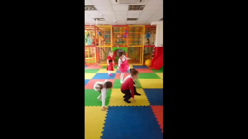 Live АВТОШКА и КОШКА Детский центр в Донецке