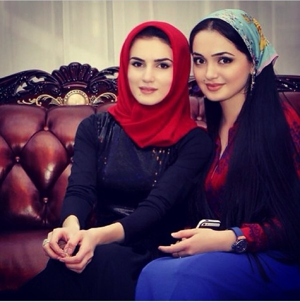 Снять кавказскую девушку
