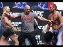Взвешивание UFC 196 Конор МакГрегор vs Нейт Диаз.