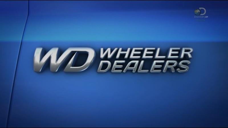 Махинаторы 15 сезон 6 серия. Датсун 510 1972 года / Wheeler Dealers (2018)