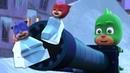Герои в масках Ледяной план Гекко Нарезка из целых эпизодов мультики для детей