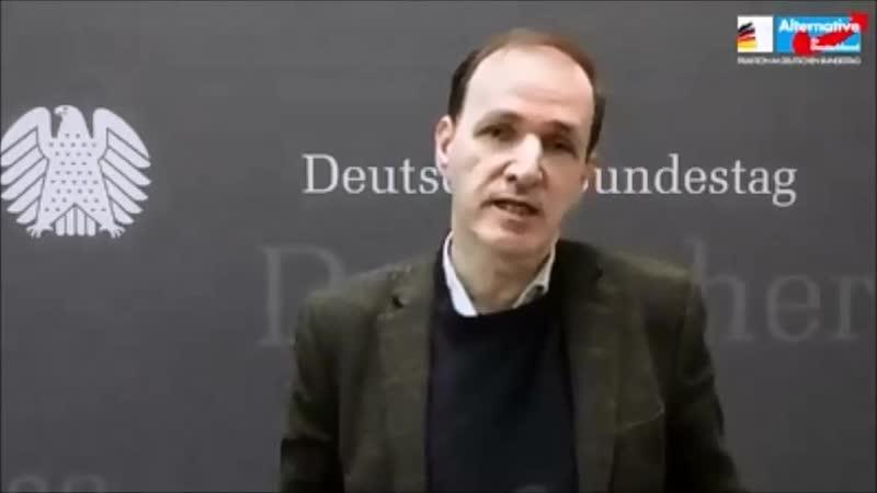 AfD-Fraktion im Deutschen Bundestag.Teilen! Unser innenpolitischer Sprecher Gottfried Curio zur Instrumentalisierung des Verf