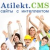 АТИЛЕКТ - создай свой сайт за 3 минуты!