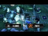 Highlights from Fnatic vs Alliance (Game 3) @ HyperX D2L