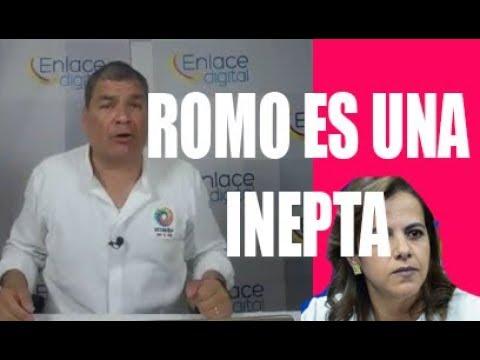 Correa desmiente a Roldan - Crisis Carcelaria