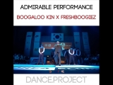 Boogaloo Kin x FreshBoogiez Danceproject.info