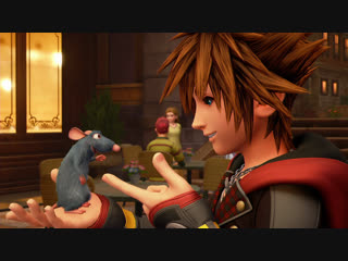 Kingdom Hearts III  Трейлер Финальная битва