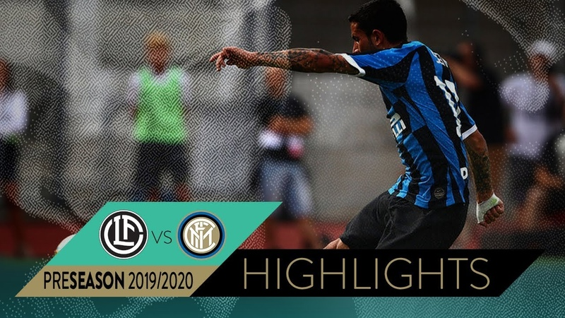 LUGANO 1-2 INTER | Highlights | INTER PRE-SEASON 201920