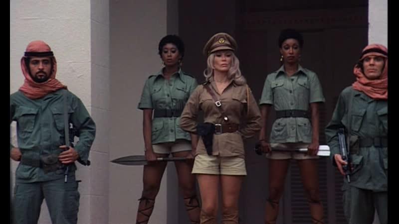 Ильза хранительница гарема нефтяного шейха 1976 триллер ужасы Дон Эдмондс