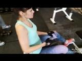 Односторонняя  тренировка для мышц спины для моих крутышек