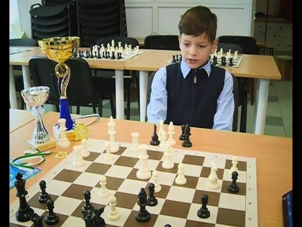 Маленький чемпион поделился своим секретом успеха