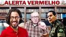 PROFESSOR OLAVO DE CARVALHO COMENTA AMEAÇA A JEAN WYLLYS E ALERTA MILITARES SOBRE A MÍDIA PODRE